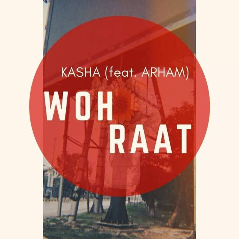 Music video for Kasha's official 'Woh raat' (feat Arham), presented to you by Shamas-Kaari, premieres today