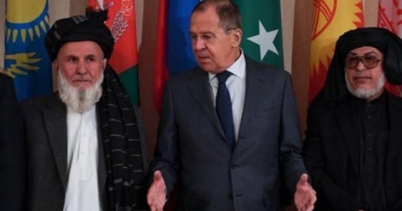 Pakistan attends regional Afghan peace talks in Russia