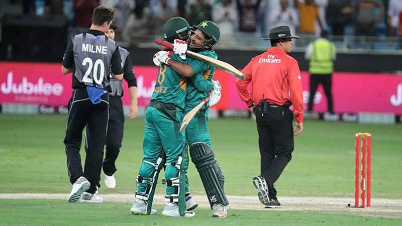 Pakistan beat New Zealand in 2nd ODI