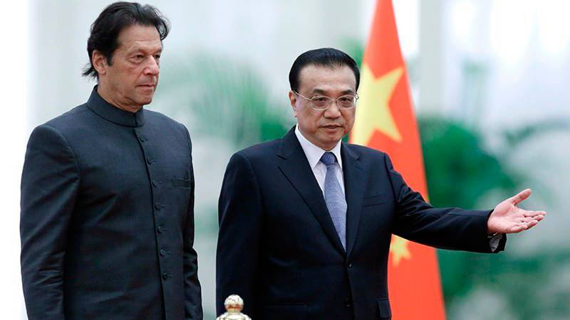 Pakistani delegation in China to finalise relief package