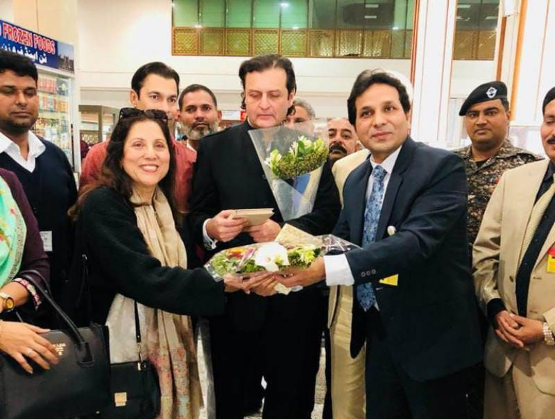 PIA celebrates 141st Iqbal Day with his grandson