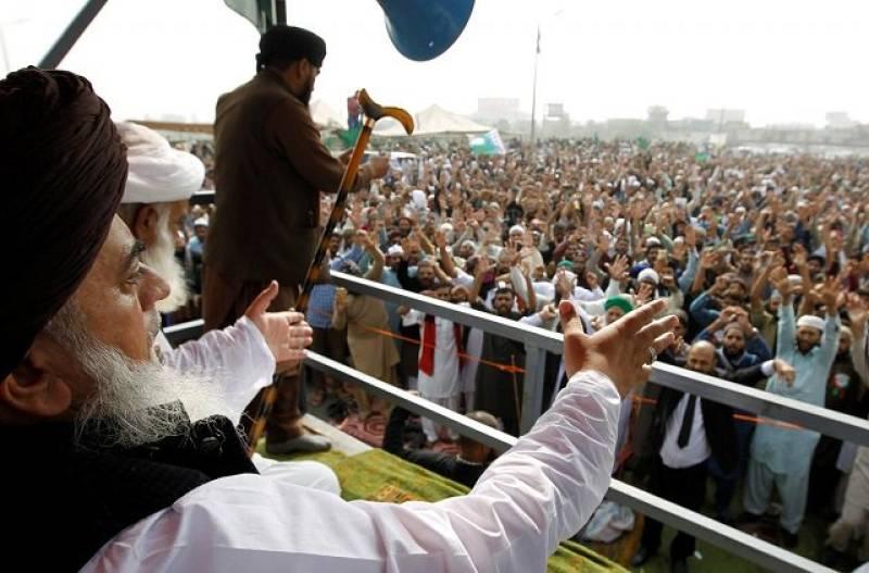 TLP Faizabad sit-in: SC to hear suo motu case on Nov 16