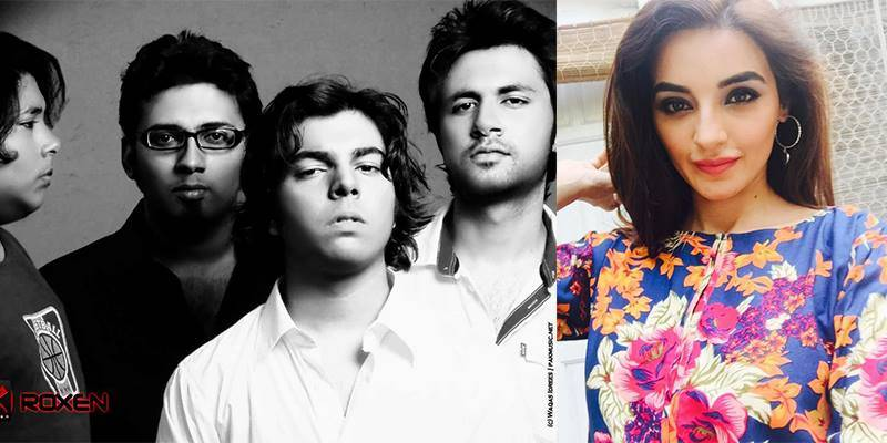 Roxen band's revival in the offing with wonderful song starring Sadia Khan