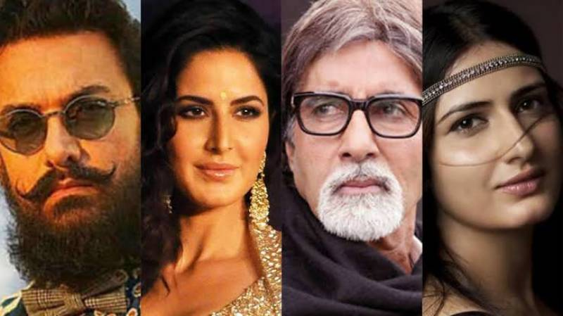 'Thugs of Hindostan' makes box office history unlike any other Hindi film