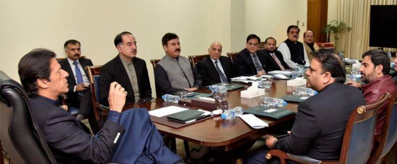PM Imran directs to clear outstanding dues of media houses