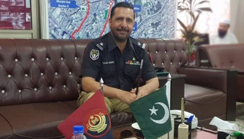 Missing Pakistani police officer 'found murdered in Afghanistan'