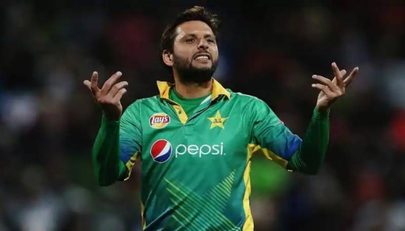 Shahid Afridi calls for an independent Kashmir and Indian media gives it a weird spin