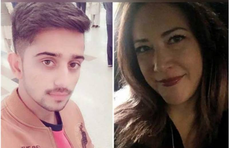 US national Helena arrives in Pakistan to marry Sialkot-based youngster