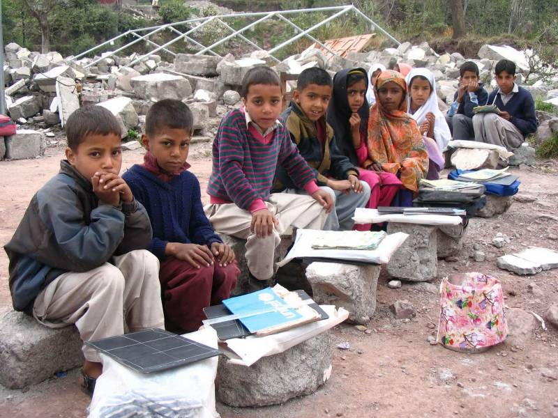 At least 30,000 children in Islamabad don't go to schools, Senate told
