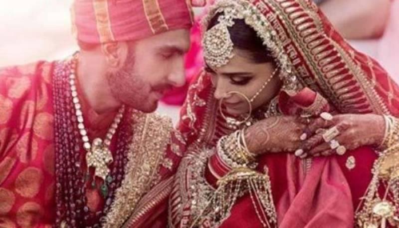 Bollywood celebs shower love on Deepika Padukone, Ranveer Singh's wedding pictures