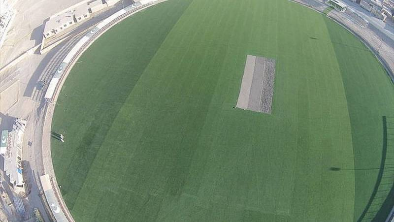 Pakistan's first ever AstroTurf cricket stadium unveiled in Chaman