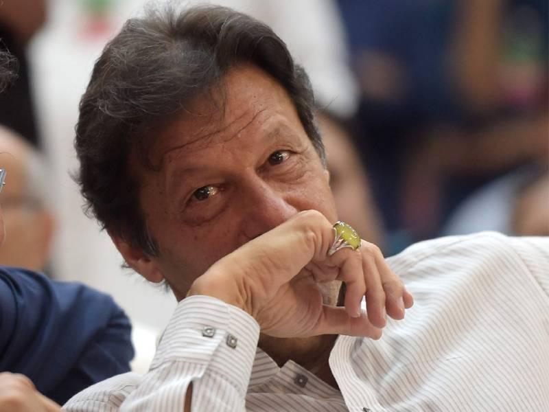 Imran Khan's U-turns listed as PTI defends criteria for leadership