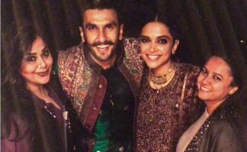 LATEST pictures: Deepika Padukone and Ranveer Singh on their wedding day