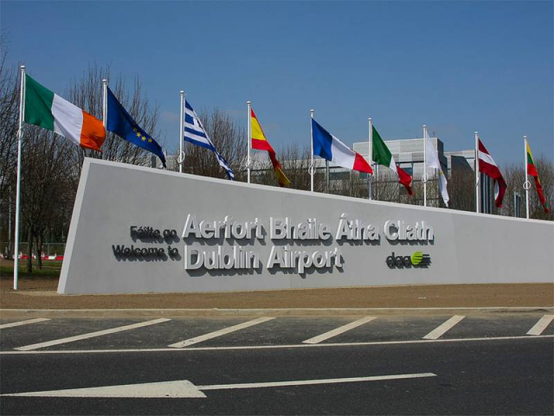 Pakistan woman held for 'smuggling' 15kg heroin at Dublin Airport