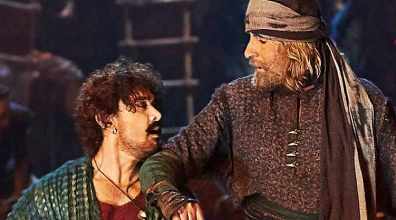 Shah Rukh Khan defends Amir, Amitabh Jee starrer Thugs of Hindostan
