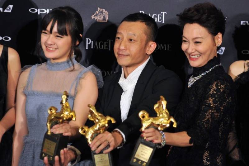 55th Golden Horse Film awards took place in Taiwan