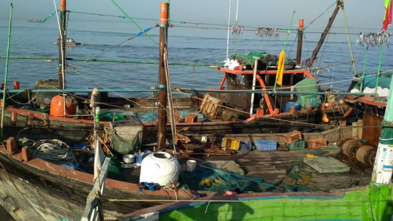 Pakistan arrests 12 Indians, seizes two vessels for illegal fishing
