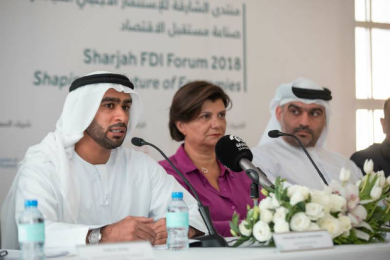 30 global experts to lead discussions on Future of Competitiveness at Sharjah FDI Forum 2018