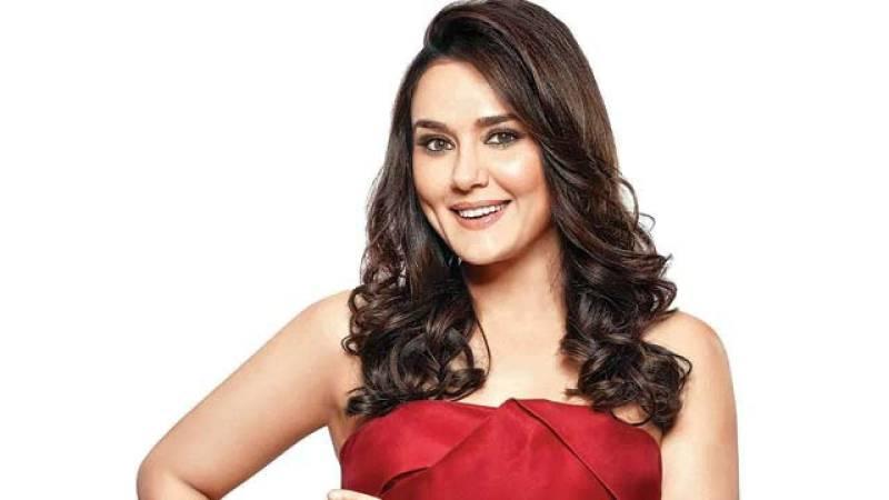 Preity Zinta slams journalist for misinterpreting #metoo statement