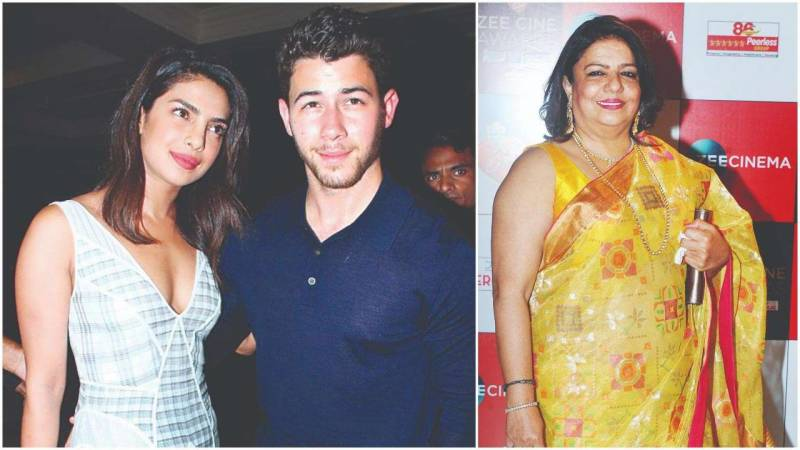 Priyanka Chopra's mom lands in Jodhpur for wedding preps