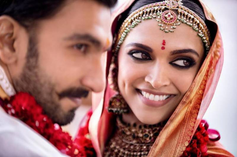 DeepVeer is going to trend forever after seeing these pictures of their shaadi
