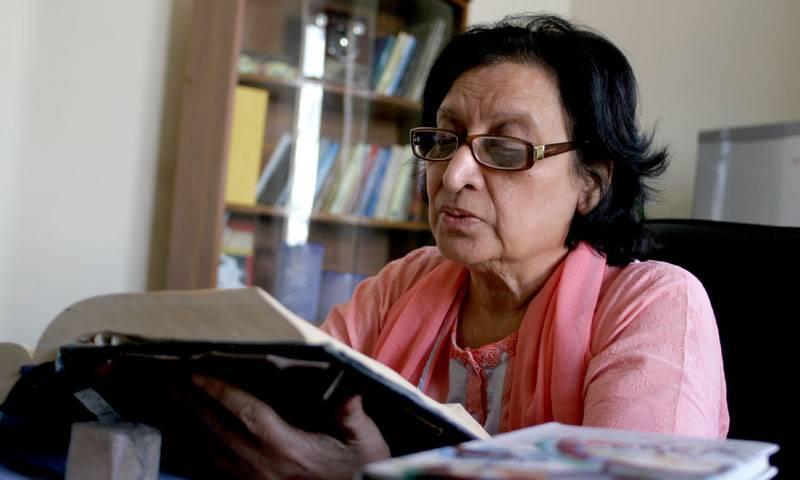 Pakistani poet Fahmida Riaz passes away in Lahore