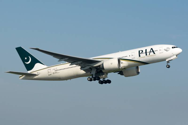 PIA resumes Sialkot-Sharjah flights after one-year gap