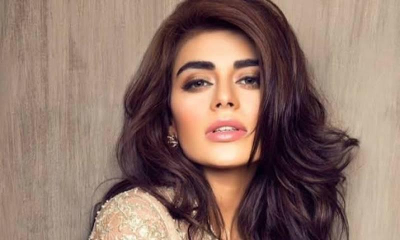Sadaf Kanwal gets bashed for her recent photo shoot