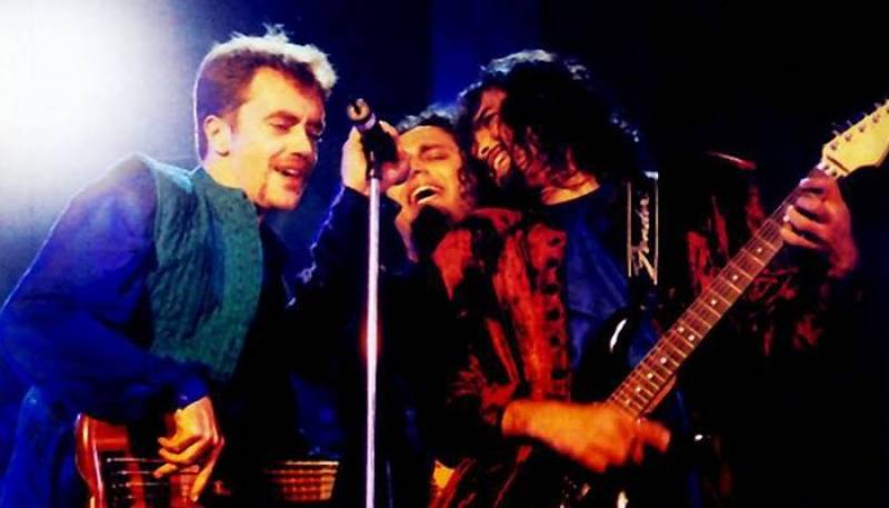 Exciting: Junoon all set for comeback with Bulleya jamming session