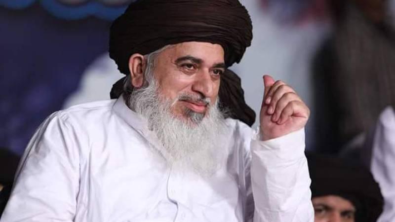 Khadim Hussain Rizvi taken into 'protective custody' amid police crackdown on TLP (VIDEO)