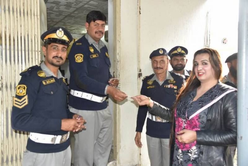 First transgender person gets driving licence in Islamabad