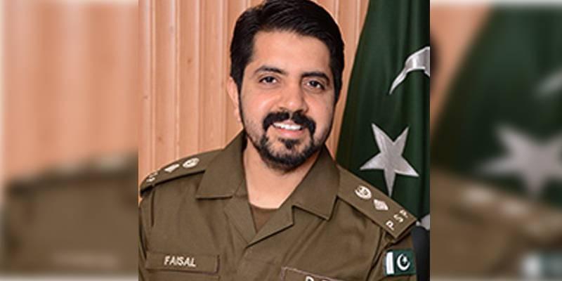 IACP names Pakistani cop among 40 Under 40 Awardees