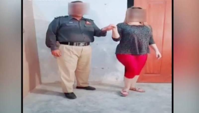 Stage actor dons Punjab police uniform for viral dance video