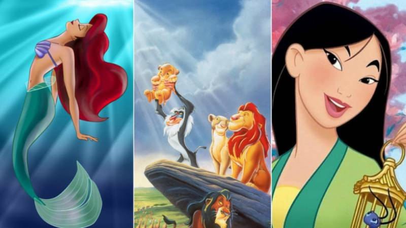 These 5 AMAZING Disney remakes are releasing soon
