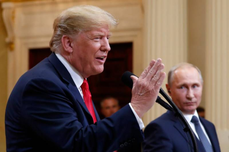 Trump cancels meeting with Putin over Ukraine crisis
