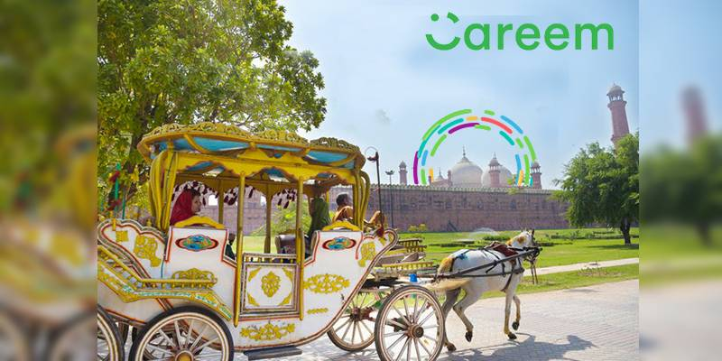 Careem offers Punjabi 'Buggy ride' this wedding season