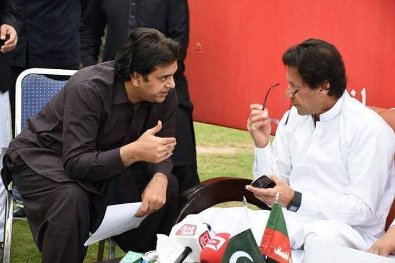 PM Imran appoints Usman Dar as special adviser on youth affairs