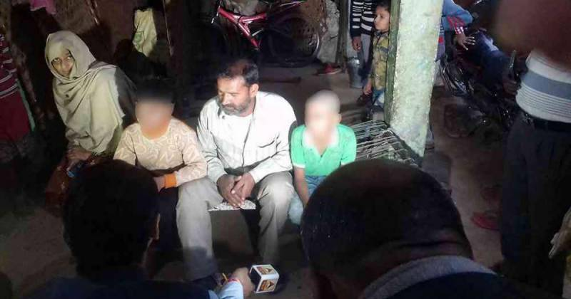 Indian police probe two Muslim minors in alleged cow slaughter case