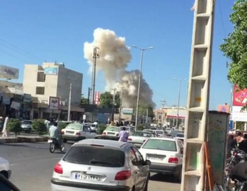 At least 4 killed in terrorist attack at Iran's Chabahar port