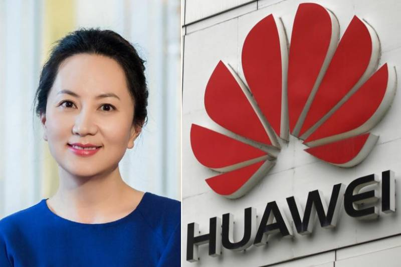 China protests arrest of Huawei's chief financial officer in Canada