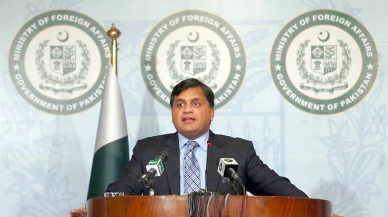 Engaging with US for Afghan peace without conditions: Pakistan