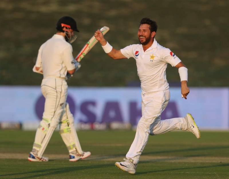Yasir Shah becomes fastest to 200 Test wickets, breaks 82-year record