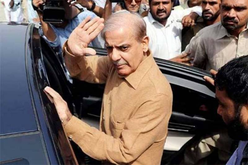 NA speaker issues production order of Shehbaz Sharif for fourth time
