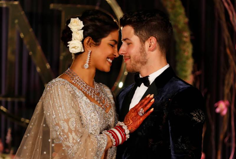 Newlywed Priyanka Chopra responds to article branding her 'global scam artist'