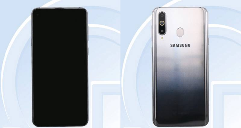 Samsung outruns Huawei in race for world's first smartphone with selfie-camera inside display