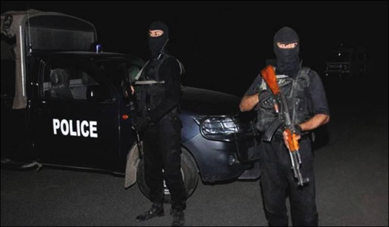 CTD arrests five 'terrorists' planning attacks in Bahawalpur