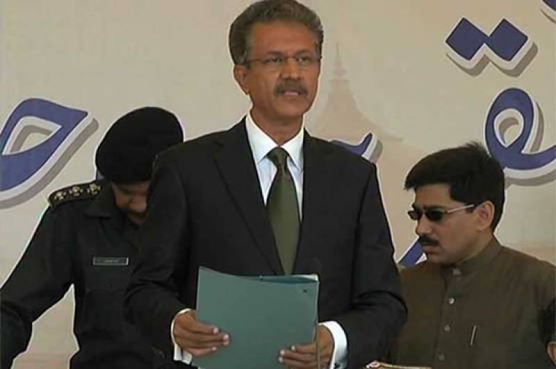 Karachi Mayor Wasim Akhtar indicted in two more May 12 violence cases