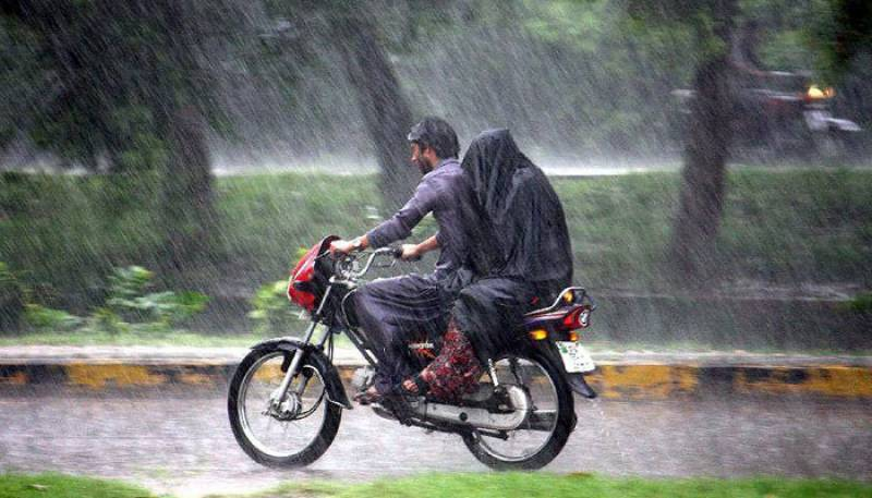 Met dept predicts rain from Sunday to Tuesday