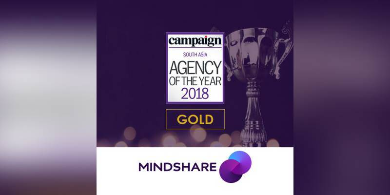 Mindshare Pakistan takes home Top Honors at Campaign Asia 'Agency of the Year' Awards