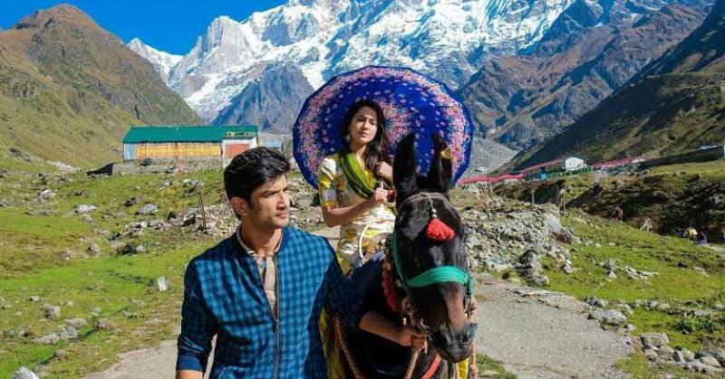Sara Ali Khan debut film Kedarnath banned in seven districts